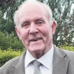 John Jones, Chairman - Whitminster Parish Council